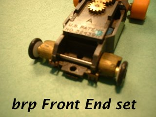 brp Front End Weight Set