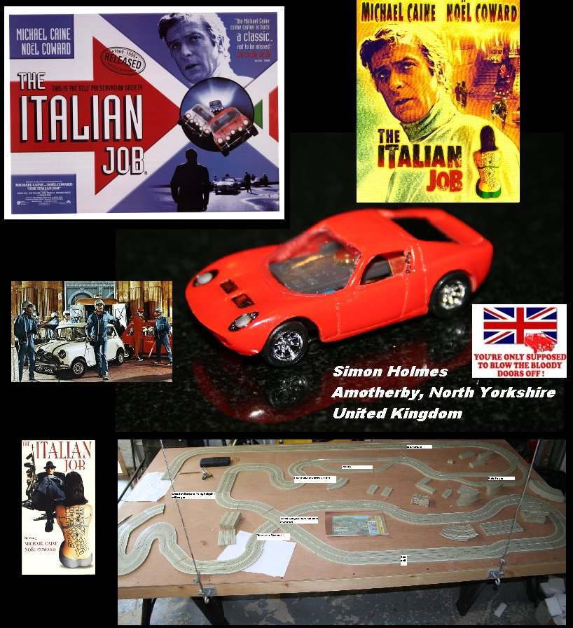 Simon's Italian Job